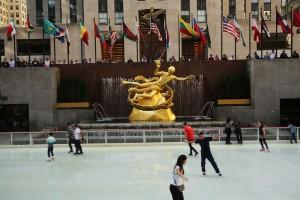 Rockefeller+Center+Ice+Skating+Rink+Open+Winter+xP6KhX3Q32zx